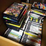 ゲームソフトの本数集計と効率のいい集め方