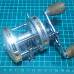 ABU5501C3の改造(マグネットブレーキ、ベアリング追加)