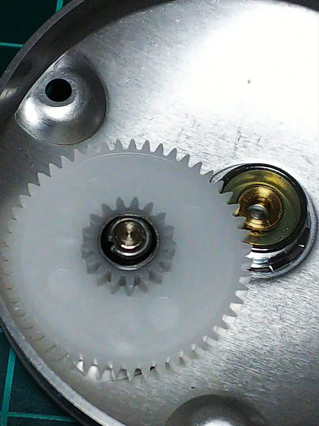 ABUアンアバサダーのEリング(4490)の代用品