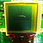 ゲームボーイDMG-01 液晶ライン抜け修理、掃除①
