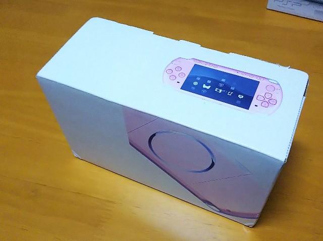 PSP3000 ブロッサムピンク