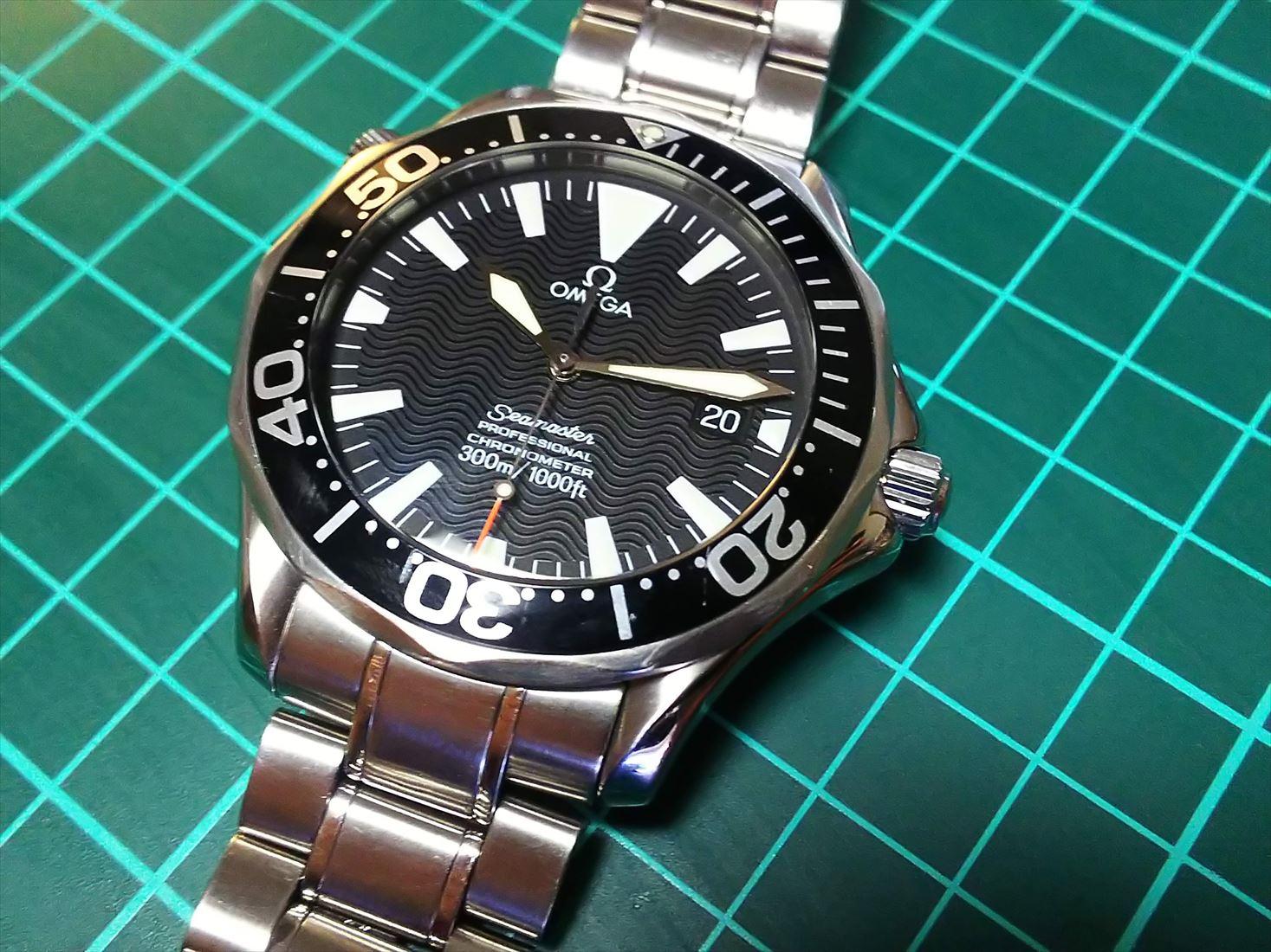 【オメガ】「なんぼや」にオーバーホールを頼んだ感想【腕時計】